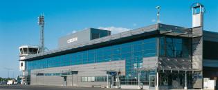 Turun lentoaseman päärakennus